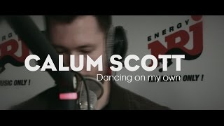 [LIVE] Calum Scott - Dancing on my own - NRJ SWEDEN