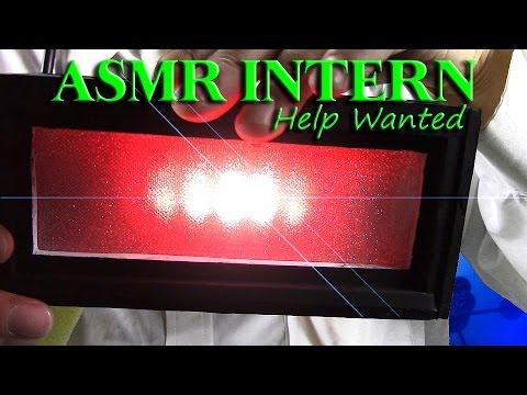 THE ASMR INTERN