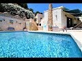 A detached 5 bedroom villa in Calpe, with private pool and sea views.