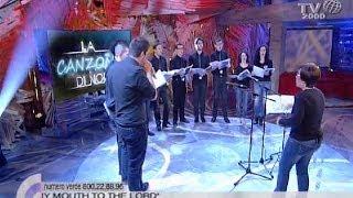 """""""La Canzone Di Noi"""" - Il Coro """"Green Voices"""" Di Bracciano (RM)"""
