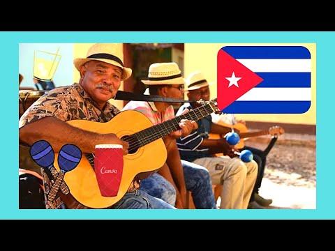 CUBA: Authentic Cuban music 🎸 in HAVANA'S bars