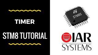 [Học lập trình ARM STM8] Bài 3: Timer