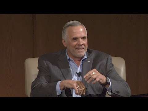Distinguished Speaker Series: John McNabb, Former Chairman and CEO of Willbros Group