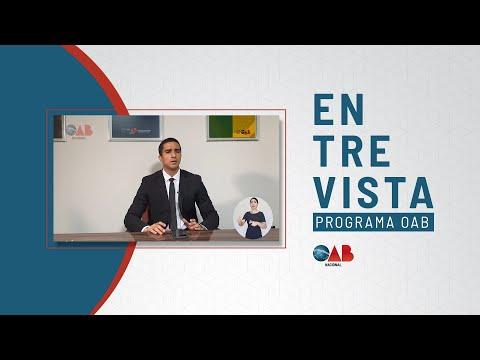 Programa OAB Entrevista 71 - 06/10/2020
