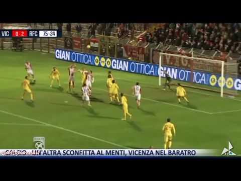 Calcio: Vicenza - Ravenna 0 - 2   (02/12/2017)