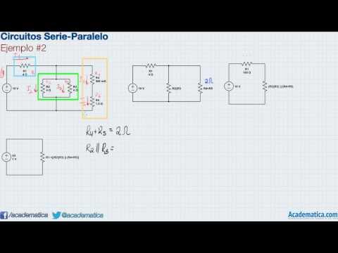 Circuito Paralelo Y En Serie : Redes en serie paralelo ejemplos videos ciencia y en taringa