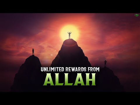 THIS PERSON WILL BE GETTING UNLIMITED REWARDS FROM ALLAH