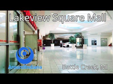 Dead Mall - Lakeview Square Mall - Battle Creek, MI