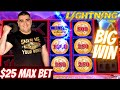 Lighting Link Slot Machine $25 Max Bet Bonus & EPIC ...