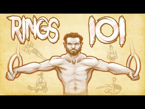 Gymnastic Rings 101!