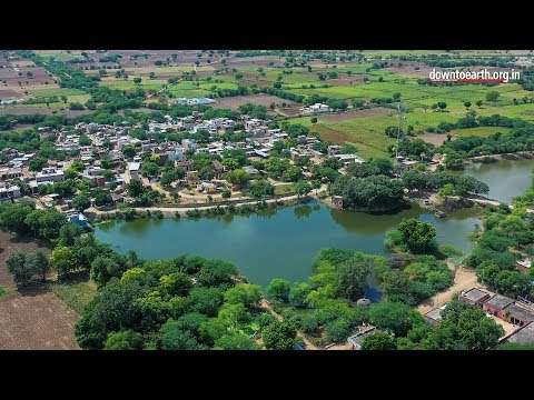 This green oasis is a drought-proof village in Rajasthan
