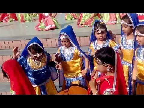 Ghumro folk dance by lavanya 2016