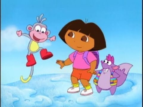 Dora the Explorer - Rapido Tico - YouTube