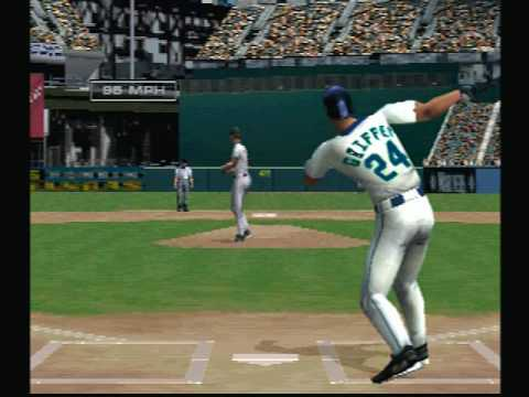 Triple Play 2001 Full Game Orioles @ Mariners