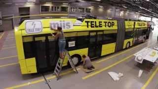 tele top seit montag rollt der neue top bus durch winterthur