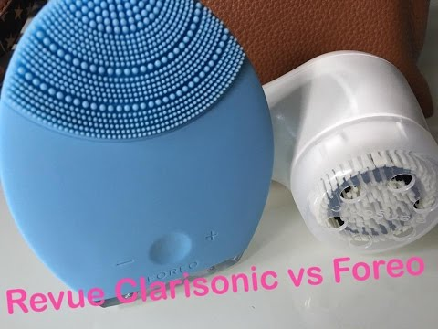 (VIDEO) Revue Clarisonic vs Foreo