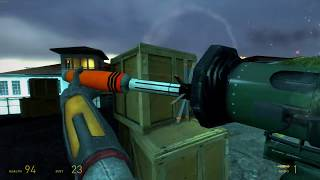 Half-Life 2 MMod - Storming Nova Prospect