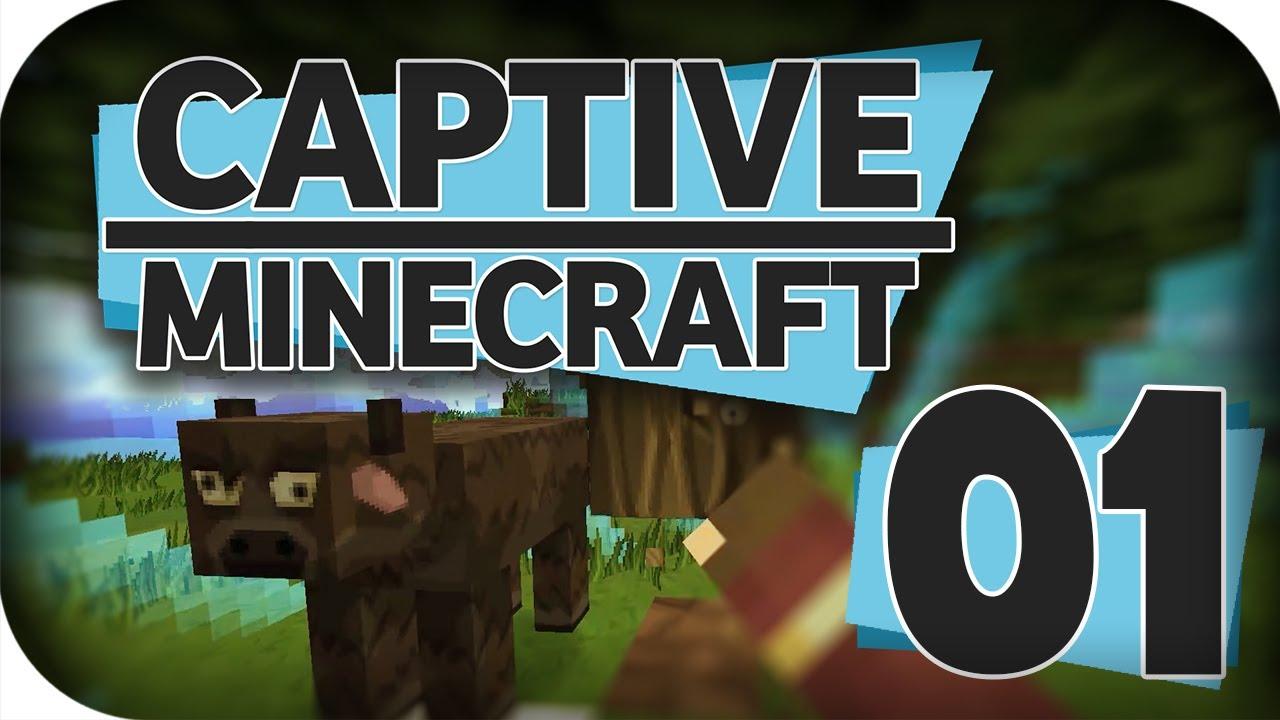 WAS IST DAS Captive Minecraft Clym YouTube - Minecraft captive spielen