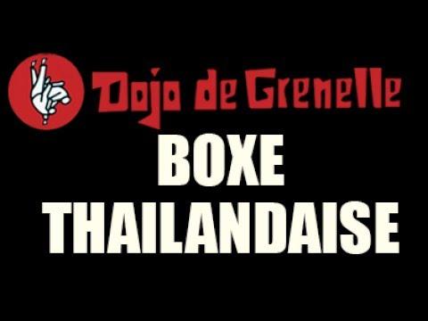 Boxe thailandaise au Dojo de Grenelle Paris 15e