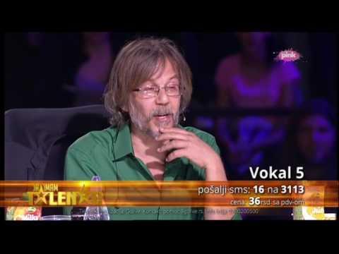 Ja Imam Talenat - Luka Ivanović