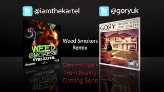 Vybz Kartel ft Gory - Weed Smokers Remix