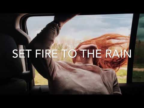 Set fire to the rain / Cover by Claudia
