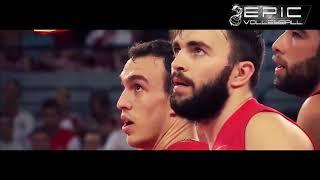 El mejor jugador de voleibol zurdo - Uroš Kovačević