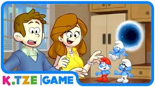 Let's Play Die Schlümpfe 2 ❖ Der Film als Nintendo Wii Spiel auf Deutsch | HD Teil 1.