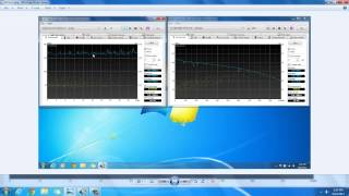 OCZ Vector HDTune speed test vs 5400 rpm Hard Drive