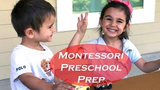 Preschool Skills And Milestones | Montessori Preschool Prep