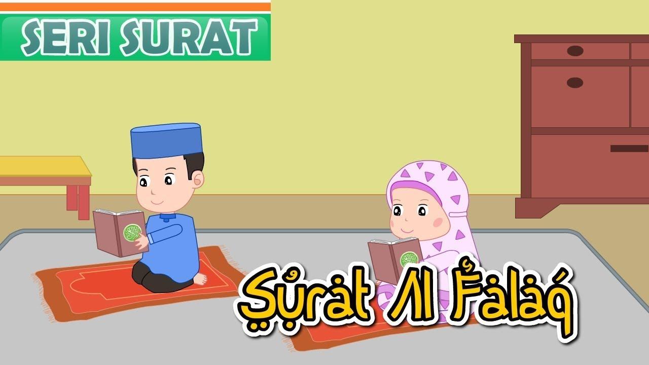 Surat Al Falaq 2 Anak Islam Bersama Jamal Laeli