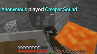 i let my subscribers try to make me die on minecraft hardcore