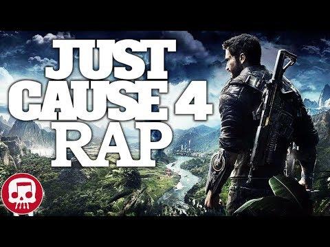 "JUST CAUSE 4 RAP By JT Music - ""Adrenaline Junkie"""