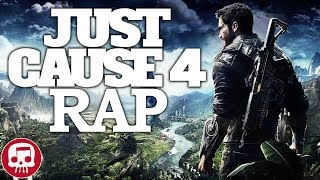 "JUST CAUSE 4 RAP by JT Music - ""Adrenaline Junkie"""