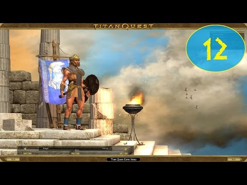 Titan Quest Anniversary Edition Playthrough Part 12: The Oracle of Delphi
