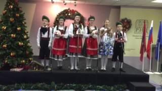 10 декабря состоялся Конкурс-фестиваль «Рождественская немецкая песня - 2016»
