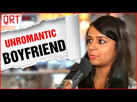 Thumbnail: Girl wants a KISS From UNROMANTIC Boyfriend (Adult Comedy) | Delhi Girls Open Talk about Boys | QRT