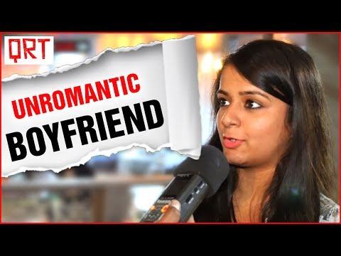 Girl wants a K*SS From UNROMANTIC Boyfriend | Delhi Girls Open Talk about Boys | QRT