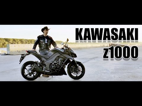 #Докатились! Kawasaki Z1000.