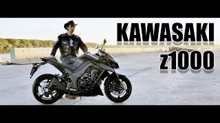 #Докатились! Kawasaki Z1000. Правильная спортуха