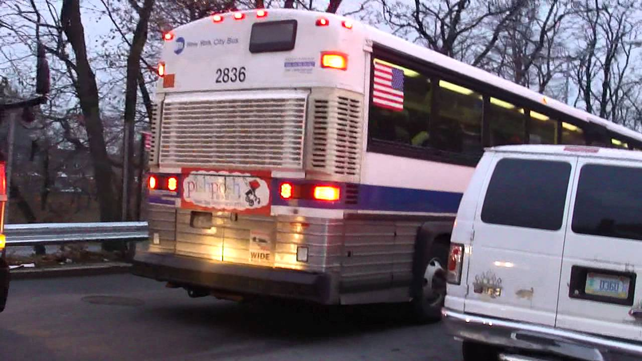 Mta Express Bus Brooklyn To Staten Island