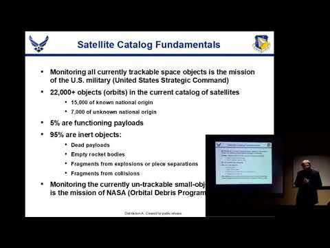 Future Satellite Catalog