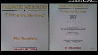 Freddie Mercury – Living On My Own (Dub Mix – 1992)