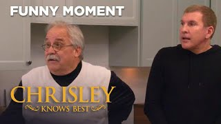 Chrisley Knows Best | Todd Tries To Win Bet Against Julie's Dad | S8 Ep4 | on USA Network