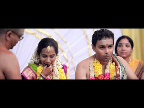 Kerala Brahmins Wedding Highlight By Pinnacle |2017|