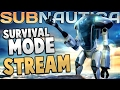 Subnautica - FROM THE BEGINNING! Survival Mode Playthrough - Let's Play Subnautica (Part 1)