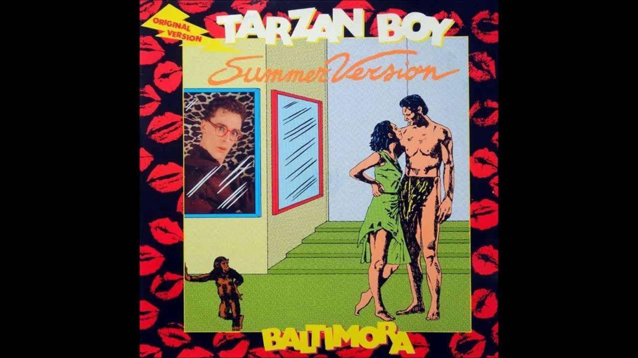 Baltimora -Tarzan Boy - YouTube
