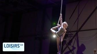 Devenez acrobate avec l'école de Cirque de Lausanne