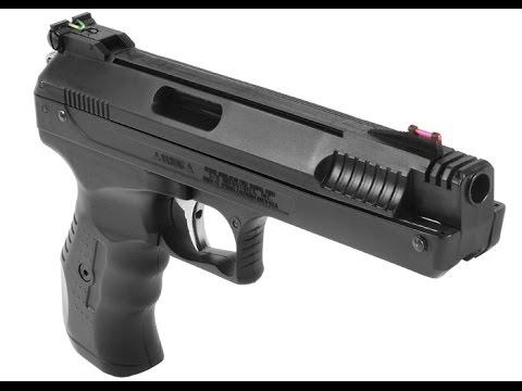 Reparo Pistola de Pressão Beeman p17  rossi