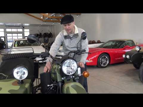 2017 Ural Gear Up, New Features and Highlights, Ural of New England